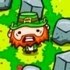 Surround the Leprechaun